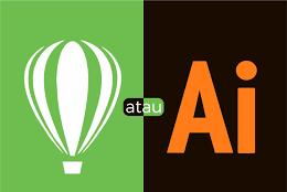 Adobe Illustrator vs CorelDRAW Mana yang Lebih Baik