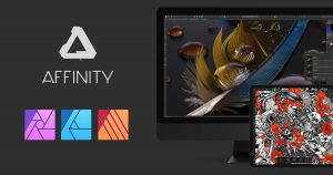 Bisakah Affinity Designer menggantikan Illustrator