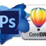 Perbedaan Antara CorelDraw dan Photoshop