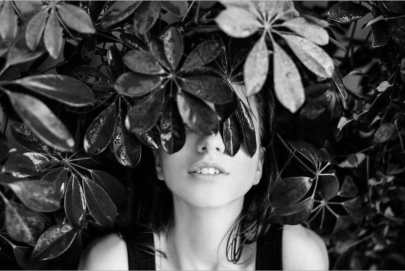 Membuat gambar hitam putih yang ekspresif Di Photoshop