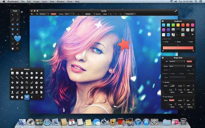 Software Pengeditan Foto Terbaik untuk Mac Tahun 2021